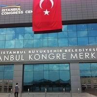 8/30/2013 tarihinde Ersin 🐝ziyaretçi tarafından İstanbul Kongre Merkezi'de çekilen fotoğraf