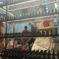 Photo taken at Nghia Beauty Salon by Loan T. on 3/31/2016