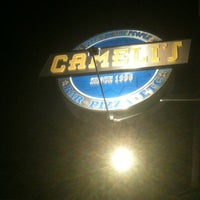 Photo taken at Cameli's Pizza by Jennifer M. on 12/16/2012