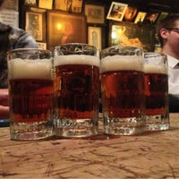Photo taken at McSorley's Old Ale House by Tim V. on 4/19/2013