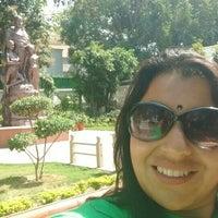 Photo taken at Gandhi Memorial Museum by Nidya H. on 3/21/2016