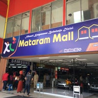 Photo taken at Mataram Mall by Tisna P. on 9/30/2014