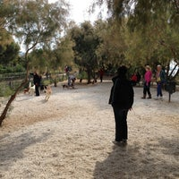 Photo taken at Πάρκο για σκυλιά by Elina S. on 10/6/2013