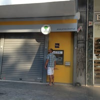 Photo taken at Piraeus Bank by Elina S. on 8/31/2013