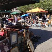 Photo taken at Athens Flea Market by Elina S. on 4/13/2013