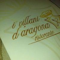 Foto scattata a I Villani Di Aragona da Paola S. il 8/19/2013
