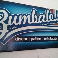 Photo taken at Zumbale Diseño Y Rotulación by Zerhio R. on 5/25/2013