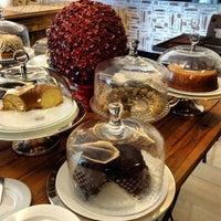 Photo taken at Café Viriato by Rodrigo V. on 3/23/2014
