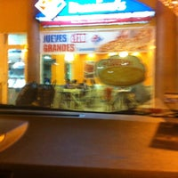 Photo taken at Domino's Pizza by Angel N. on 7/14/2013