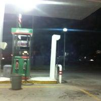 Photo taken at Gasolinera Orsan (Corona) by Angel N. on 11/22/2013