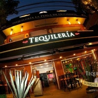 Photo taken at Tequileria La Perla by Erick D. on 4/24/2013
