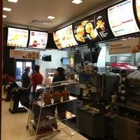 Photo taken at McDonald's by Бек Н. on 4/9/2013