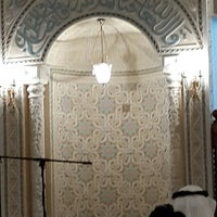 Photo taken at Al-Shati Mosque by Faisal S. on 5/16/2013