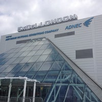 Photo taken at ExCeL London by Chantel T. on 4/6/2013