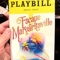 Foto tirada no(a) Marquis Theatre por Michael H. em 4/29/2018