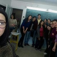 Photo taken at İlktan Dersanesi by Cemal B. on 5/3/2014