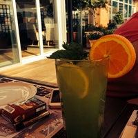 Photo taken at Kirpi Cafe & Restaurant by Melike on 10/12/2013