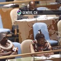 Снимок сделан в United Nations Office at Geneva пользователем Abdullah N. 8/12/2013