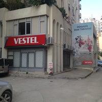 Photo taken at Vestel Bölge Müdürlüğü by Zühal... on 4/12/2013