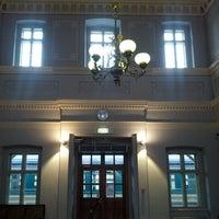 Photo taken at Tartu Raudteejaam by Chris R. on 9/14/2012