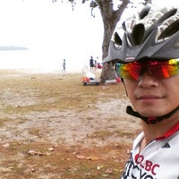 Photo taken at MOE Changi Coast Adventure Centre by Harold A. on 2/19/2015