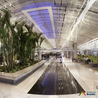Foto tirada no(a) Aeroporto Internacional de Brasília / Presidente Juscelino Kubitschek (BSB) por Aeroporto Internacional de Brasília / Presidente Juscelino Kubitschek (BSB) em 1/6/2015