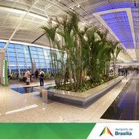 Foto tirada no(a) Aeroporto Internacional de Brasília / Presidente Juscelino Kubitschek (BSB) por Aeroporto Internacional de Brasília / Presidente Juscelino Kubitschek (BSB) em 7/29/2014