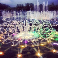 Photo taken at Tsaritsyno Park by Ravil K. on 7/20/2013
