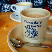 Photo taken at Komeda's Coffee by ビーノ そ. on 2/23/2016