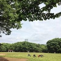 Photo taken at Yoyogi Park by Naoko T. on 6/2/2013