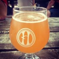 Photo taken at Harriet Brewing by Matt H. on 6/29/2013