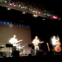 Photo taken at McPherson Opera House by Jiggy J. on 9/30/2012