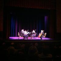 Photo taken at McPherson Opera House by Jiggy J. on 2/10/2013