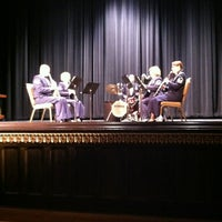 Photo taken at McPherson Opera House by Jiggy J. on 10/28/2012