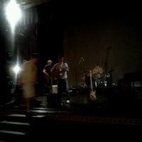 Photo taken at McPherson Opera House by Jiggy J. on 9/29/2012
