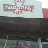 Toppers pizza 2 tips photo taken at toppers pizza by mark b on 4172013 junglespirit Choice Image