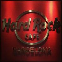 Foto tomada en Hard Rock Cafe Barcelona por Martijn R. el 5/18/2013