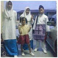 Photo taken at SMK Taman Semarak by Myza A. on 1/9/2014
