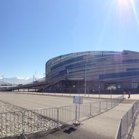 Photo taken at Arena Shayba by Evgeniya B. on 4/28/2013