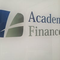 Photo taken at Academic Finance by Jan B. on 3/28/2013