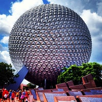 Photo taken at Epcot by Joaquin V. on 5/27/2013