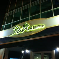 Photo taken at Stan & Brew Roast Coffee by ⓠⓤⓔⓔⓝⓘⓔ ✪ on 1/8/2014