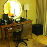 Photo taken at Toronto Airport Marriott Hotel by Mike M. on 6/6/2013
