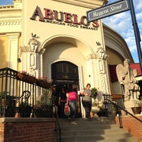 Photo taken at Abuelo's Mexican Restaurant by Vitor M. on 5/8/2013