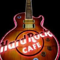 Photo taken at Hard Rock Cafe Las Vegas at Hard Rock Hotel by Kasia A. on 6/3/2013