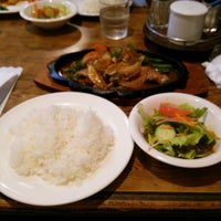 Photo taken at 洋食 大仙 by drunk s. on 8/16/2014