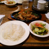 Photo taken at 洋食 大仙 by drunk s. on 8/14/2014