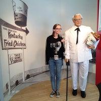 Photo taken at Louisville Visitors Center by Sarah B. on 7/28/2013