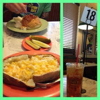 Photo taken at McAlister's Deli by Sarah B. on 6/25/2014