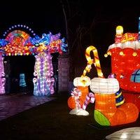 Foto scattata a Magical Lantern Festival da Michael R. il 12/21/2017